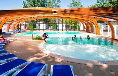 Camping Domaine de la Marina Swimming Pool