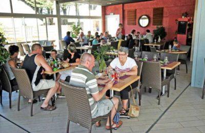 Camping Domaine de Leveno Restaurant