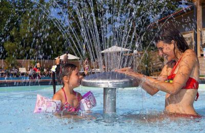 Camping Domaine de Soulac Pool Fun