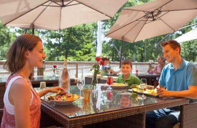Camping Domaine de Soulac Restaurant