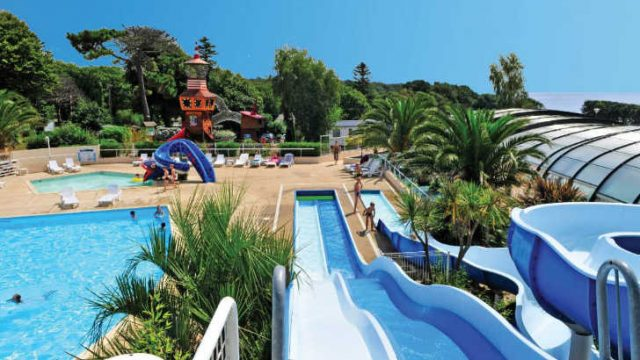 Camping Domaine Saint Laurent ****
