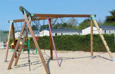 Camping du Golf Play Area