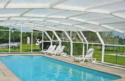 Camping Fanal Covered Pool