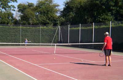 Camping Fanal Tennis