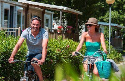 Camping La Carabasse Cycling