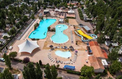 Camping La Carabasse Overview