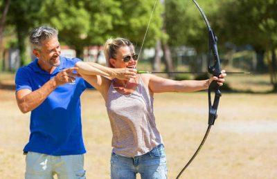 Camping la Pignade Archery