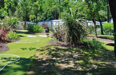 Camping la Pignade Crazy Golf