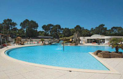 Camping La Yole Pool