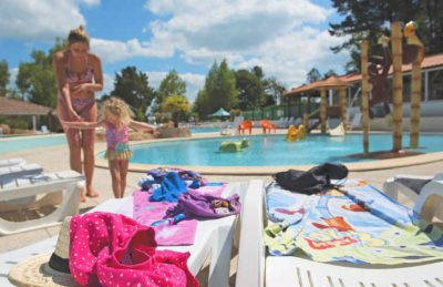Camping La Yole Poolside