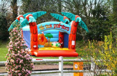Camping L'Aiguille Creuse Children's Fun