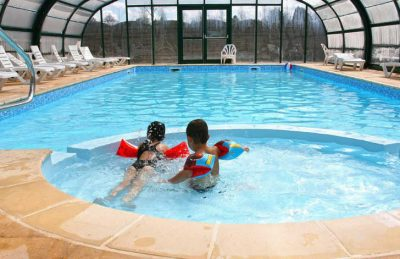 Camping L'Aiguille Creuse ****