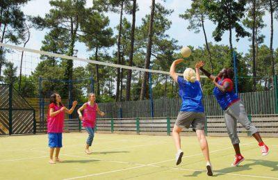 Camping le Bonne Anse Sports Court