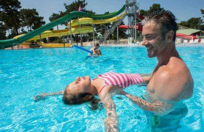 Camping le Bonne Anse Toddler Pool