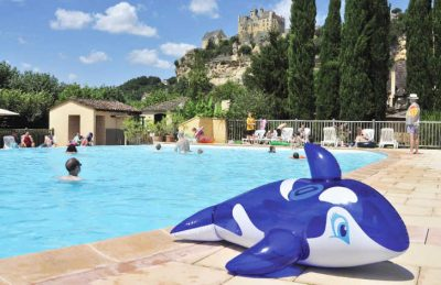 Camping le Capeyrou ****