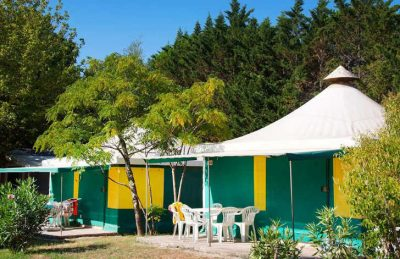 Camping le Frejus Tent