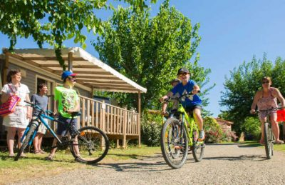 Camping Le Neptune Cycling
