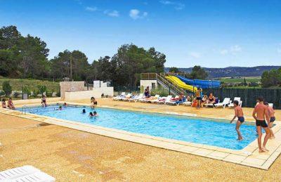 Camping le Petit Bois Swimming Pool
