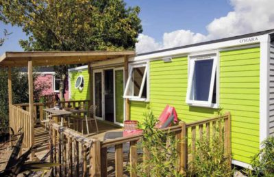 Camping le Signol Accommodation