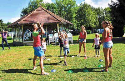 Camping Le Val de Bonnal Children's Clubs