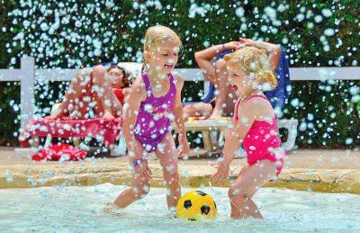 Camping Le Val de Bonnal Kids Water Fun