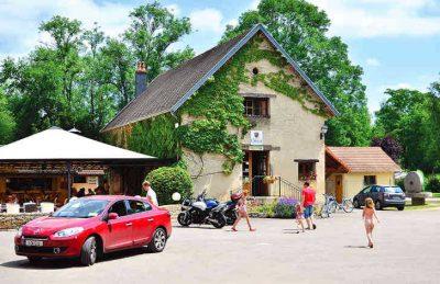 Camping Le Val de Bonnal Reception