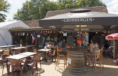 Camping Le Val d'Ussel Bar