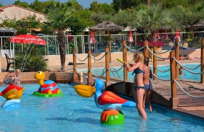 Camping lei Suves Pitch Only Family Pool