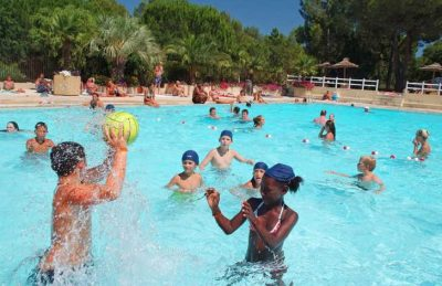 Camping lei Suves Pitch Only Pool Games