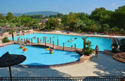 Camping lei Suves Pool