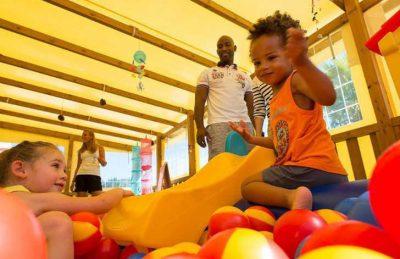 Camping les Charmettes Children's Fun