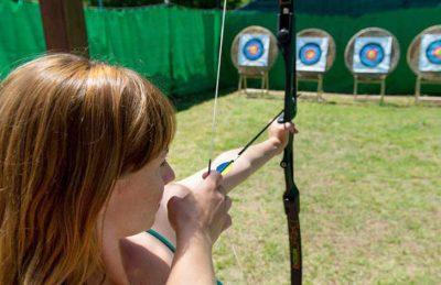 Camping Les Dunes de Contis Archery