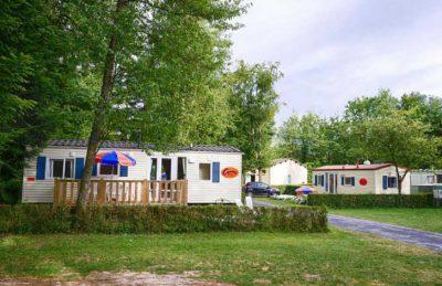 Camping Les Etangs Fleuris Accommodation