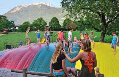 Camping les Fontaines Children's Activities