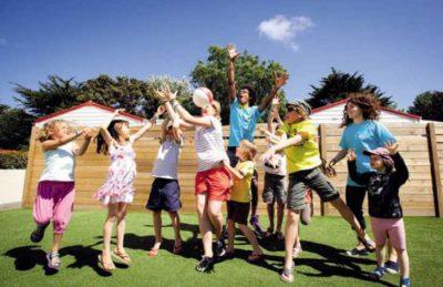Camping les Peupliers Children's Activities