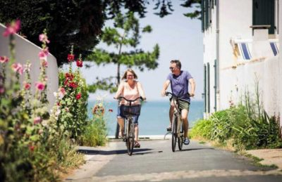 Camping les Peupliers Cycle Hire