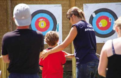 Camping les Viviers Children's Activities
