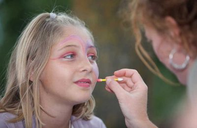 Camping L'Isle Verte Face Painting Fun