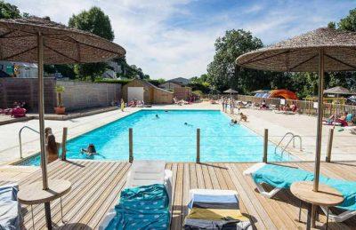 Camping L'Isle Verte Pool