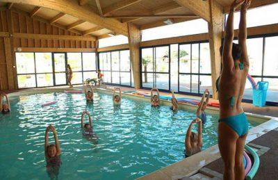 Camping Loyada Indoor Pool Fitness