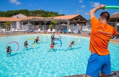 Camping Loyada Pool Fitness