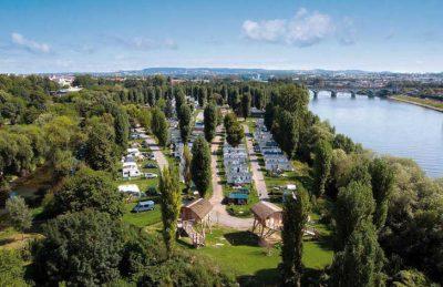 Camping Maisons Laffitte ****