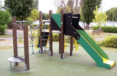 Camping Maisons Laffitte Play Area