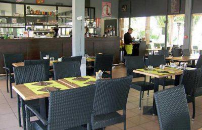 Camping Maisons Laffitte Restaurant