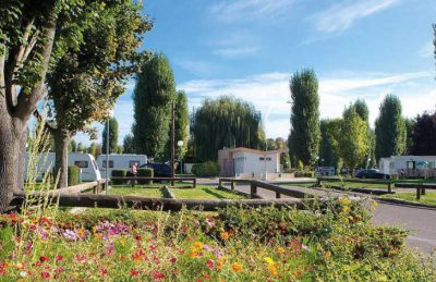 Camping Maisons Laffitte Site