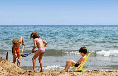 Camping Marisol Pitch Only Family Beach
