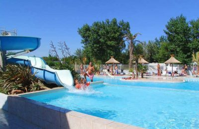 Camping Marisol Swimming Pool Slides