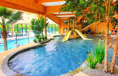 Camping Palace Indoor Pool