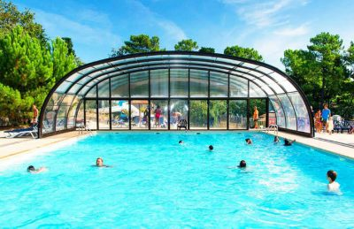 Camping Palace Swimming Pool