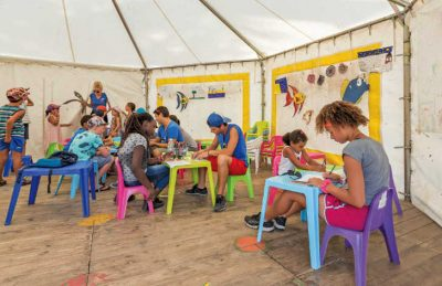 Camping Palmyre Loisirs Children's Activities